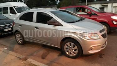Foto venta Auto usado Chevrolet Onix LT (2014) color Gris precio $310.000