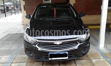 Foto venta Auto usado Chevrolet Onix LT (2017) color Negro precio $360.000