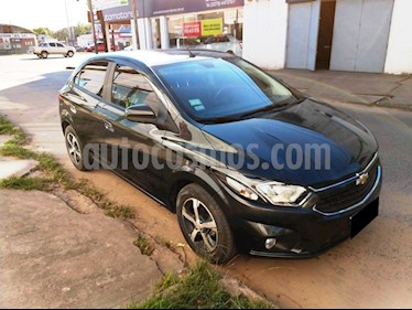 Foto venta Auto usado Chevrolet Onix LTZ Aut (2017) color Negro precio $450.000