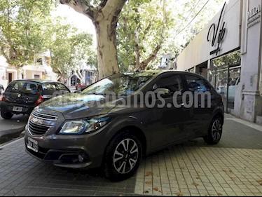 Foto venta Auto usado Chevrolet Onix LTZ (2014) color Gris Oscuro precio $310.000