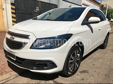 Foto venta Auto usado Chevrolet Onix LTZ (2013) color Plata precio $359.000