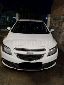 Foto venta Auto usado Chevrolet Onix LTZ (2015) color Blanco precio $290.000