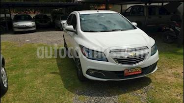 Foto venta Auto usado Chevrolet Onix LTZ (2013) color Blanco precio $145.000