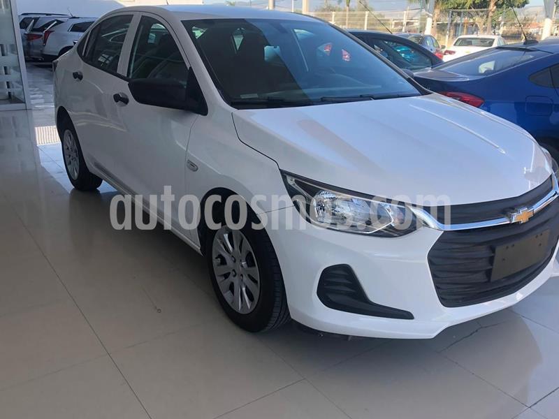 Chevrolet Onix LT Aut usado (2021) color Blanco precio $265,000