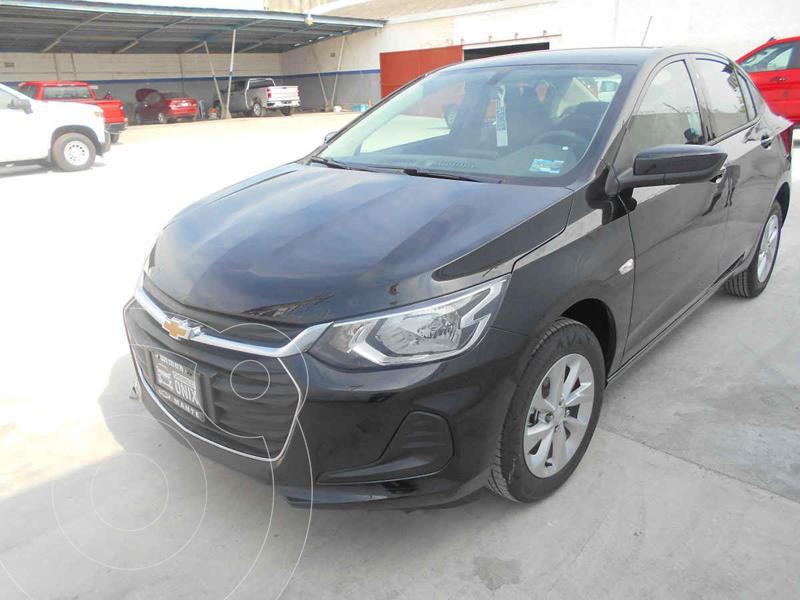 Foto Chevrolet Onix LT Aut nuevo color Negro precio $319,400