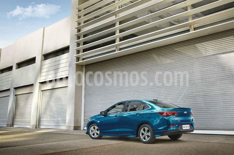 Chevrolet Onix LT Aut nuevo color Plata precio $278,700
