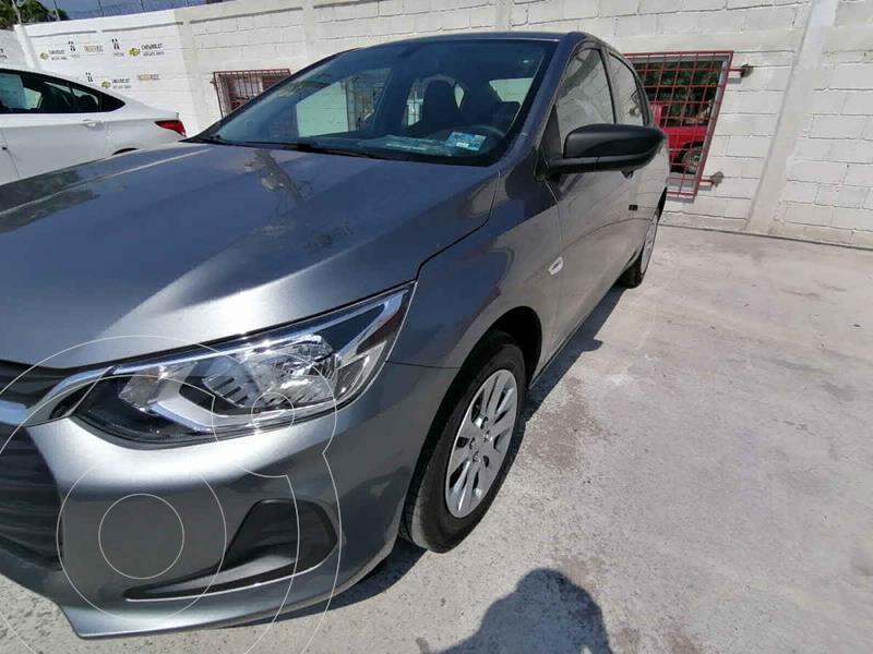 Foto Chevrolet Onix LS nuevo color Gris precio $272,400