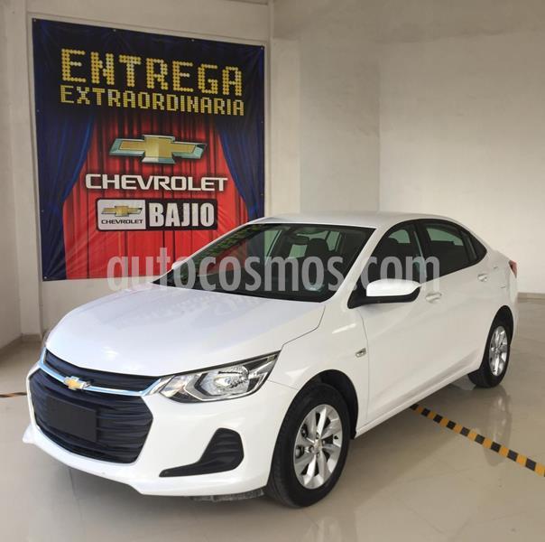 Chevrolet Onix Premier Aut usado (2021) color Blanco precio $282,000