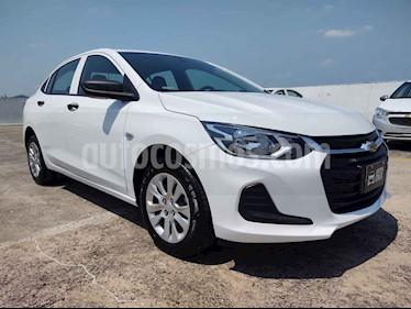 Chevrolet Onix LS nuevo color Azul precio $227,000