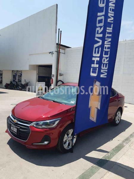 Chevrolet Onix LT nuevo color Rojo precio $287,300