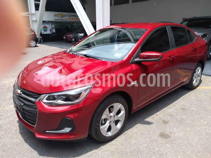 Chevrolet Onix Premier Aut usado (2021) color Rojo precio $289,000