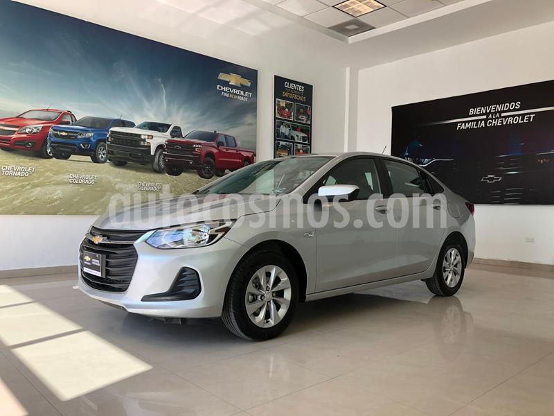 Chevrolet Onix LT usado (2021) color Plata Dorado precio $245,000