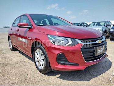 Chevrolet Onix LT Aut nuevo color Rojo precio $269,000