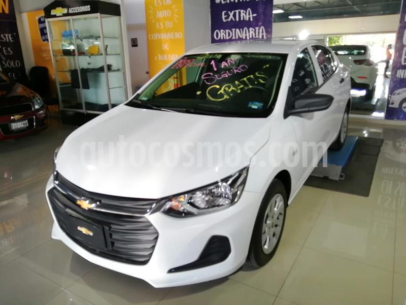 Chevrolet Onix LS usado (2021) color Blanco precio $238,000