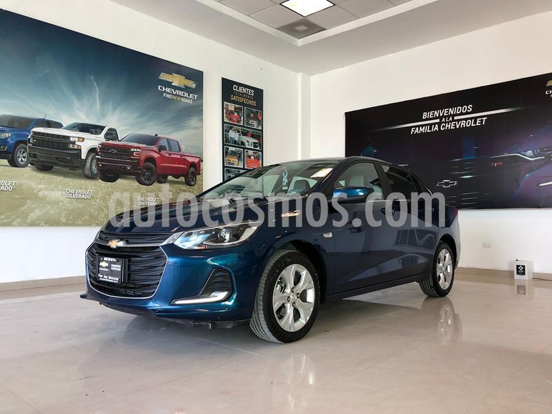 Chevrolet Onix Premier Aut usado (2021) color Azul precio $255,000