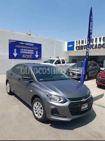 Chevrolet Onix LT Aut nuevo color Gris precio $300,700