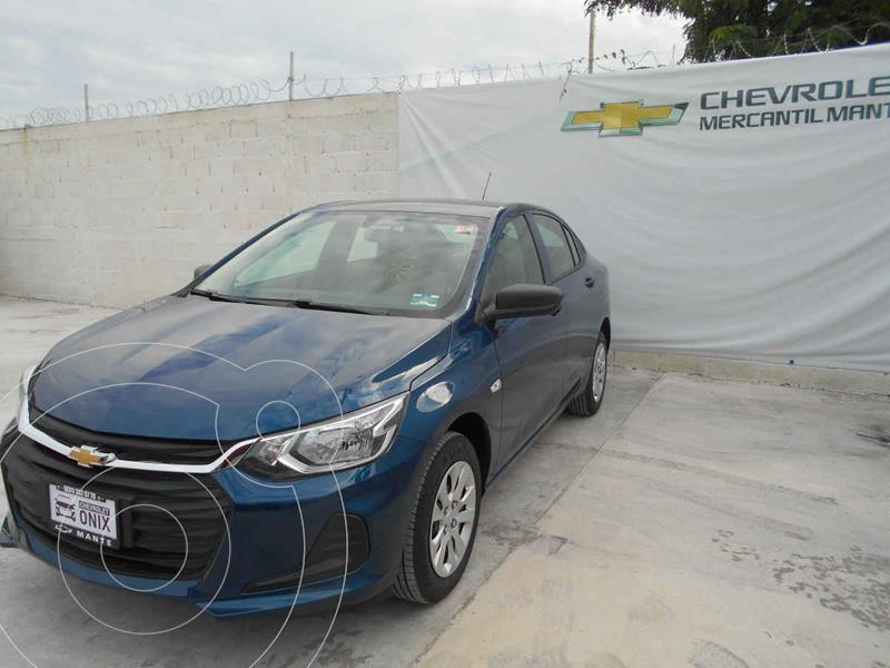 Foto Chevrolet Onix LS nuevo color Azul precio $272,400