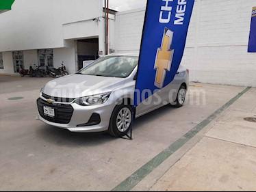 Chevrolet Onix LS nuevo color Plata precio $255,300