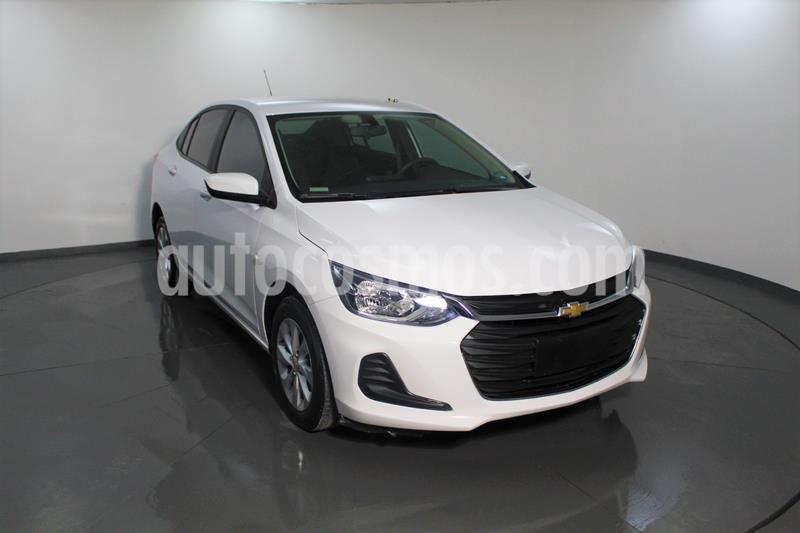 Chevrolet Onix LT usado (2020) color Blanco precio $245,000