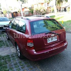 Chevrolet Optra 1.6 LT  usado (2010) color Rojo precio $1.800.000
