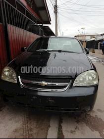 Chevrolet Optra 1.6  usado (2013) color Negro precio $2.000.000
