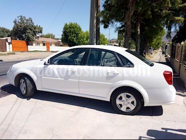 Chevrolet Optra 1.6  usado (2011) color Blanco precio $3.950.000