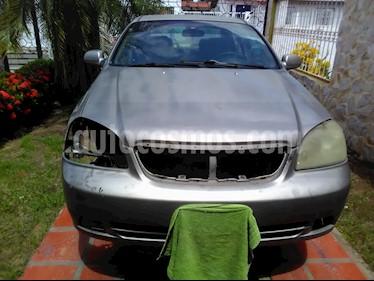 Foto venta carro usado Chevrolet Optra 1.8 automatico (2006) color Plata precio u$s500