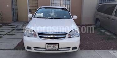 Foto venta Auto usado Chevrolet Optra 1.8L A Aut (2008) color Blanco Galaxia precio $58,000