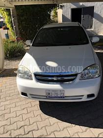 Foto venta Auto usado Chevrolet Optra 1.8L A Aut (2008) color Blanco precio $68,000