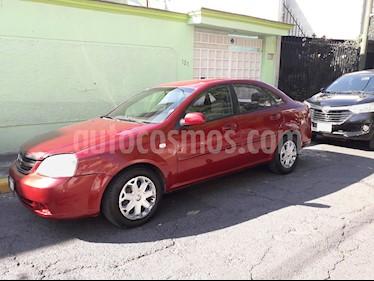 Foto venta Auto usado Chevrolet Optra 1.8L A Aut (2008) color Rojo precio $57,000