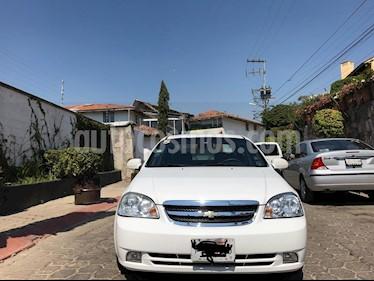 Foto Chevrolet Optra 1.8L B usado (2009) color Blanco precio $73,000