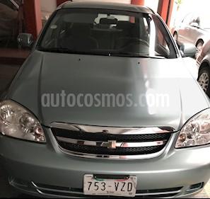Foto venta Auto usado Chevrolet Optra 2.0L A (2008) color Verde Menta precio $55,000