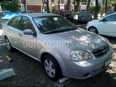 Foto venta Auto usado Chevrolet Optra 2.0L A (2008) color Plata precio $75,000