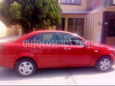 Chevrolet Optra 2.0L A usado (2008) color Rojo precio $50,000