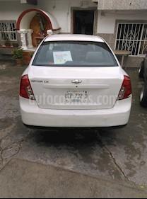 Chevrolet Optra 2.0L A usado (2009) color Blanco precio $45,000