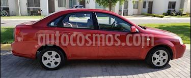 Foto venta Auto usado Chevrolet Optra 2.0L A (2008) color Rojo precio $57,500