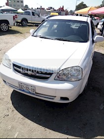Foto venta Auto usado Chevrolet Optra 2.0L C (2009) color Blanco precio $73,500