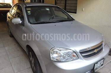 Foto venta Auto usado Chevrolet Optra 2.0L D (2010) color Gris Platino precio $83,000