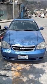 Chevrolet Optra 2.0L M usado (2007) color Azul precio $55,000