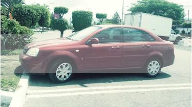 Foto venta Auto usado Chevrolet Optra 2.0L M (2007) color Rojo Terracota precio $54,996