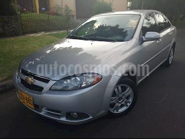 Foto venta Carro Usado Chevrolet Optra Advance 1.6 Mec 4P (2010) color Plata precio $20.900.000