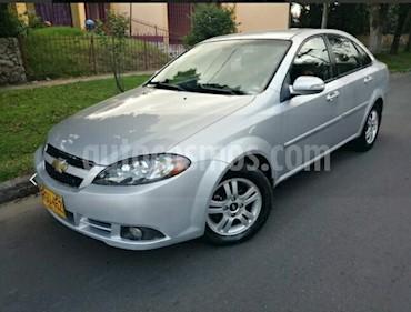 Foto venta Carro usado Chevrolet Optra Advance 1.6 Mec 4P (2011) color Plata precio $21.900.000