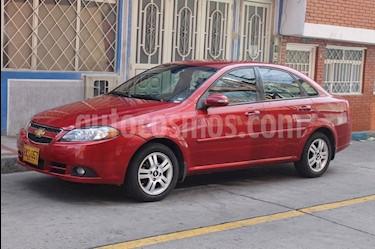 Chevrolet Optra Advance 1.6 Mec 4P usado (2012) color Rojo precio $22.000.000
