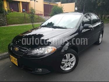 Foto venta Carro Usado Chevrolet Optra Advance 1.6L (2012) color Negro