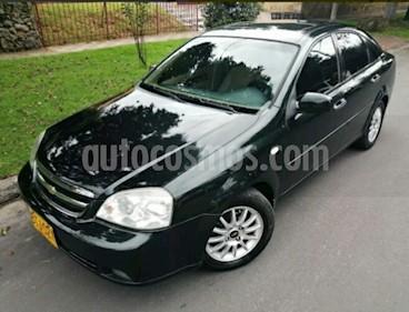 foto Chevrolet Optra Advance 1.8 Mec 4P usado (2006) color Verde precio $16.900.000