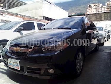 Foto venta carro usado Chevrolet Optra Advance 1.8L Aut (2010) color Negro precio BoF2.800