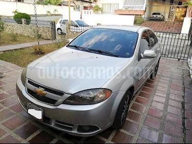 Foto venta carro usado Chevrolet Optra Advance 1.8L Aut (2010) color Plata precio u$s2.300