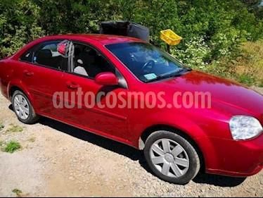 Chevrolet Optra 1.6 LS  usado (2011) color Rojo precio $4.100.000