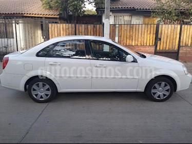 Chevrolet Optra 1.6 LS  usado (2007) color Blanco precio $2.800.000