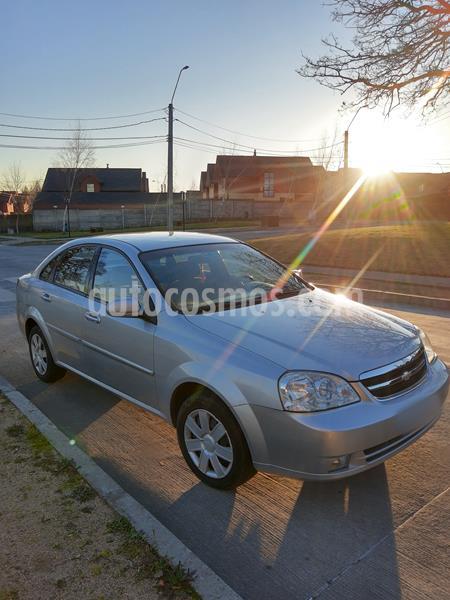Chevrolet Optra 1.6 LS  usado (2010) color Gris Plata  precio $3.750.000